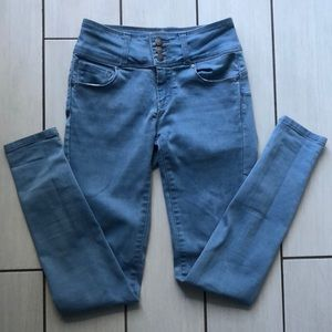 Wax Jean butt I love you jeans size 0 worn once